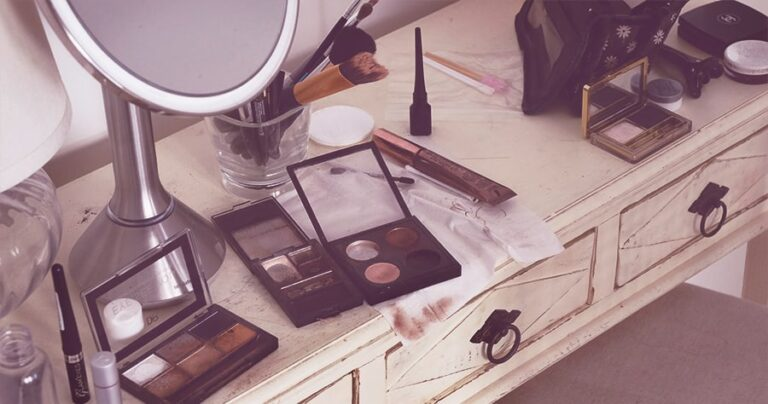 No Space for Makeup? Here's the Storage Guide You Need